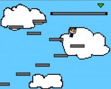 Игра Приключения прыгающего Джона онлайн