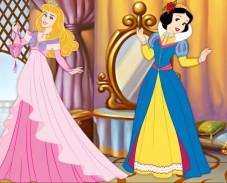 Игра Принцессы Дисней онлайн
