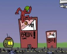 Игра Разрушитель города онлайн
