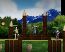 Игра Разрушить крепость онлайн