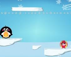 Игра Рыба для Пингвина онлайн