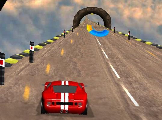 Игра Скоростные гонки онлайн