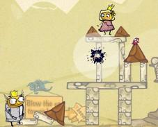 Игра Спасатель принцесс онлайн