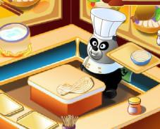 Игра Суп с вермишелью онлайн