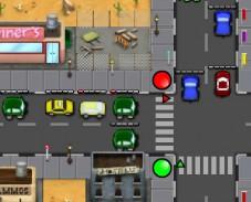Игра Управляй светофорам онлайн