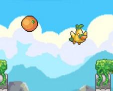 Игра Фрукты птицы онлайн