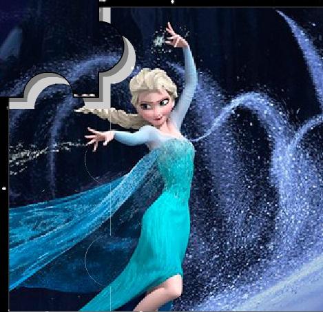 Игра Холодное сердце: волшебство Эльзы пазл онлайн