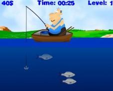 Игра Хороший рыбак онлайн