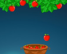 Игра Яблоки Ньютона онлайн