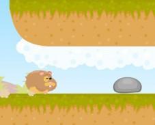 Игра Беги беги хомячок онлайн