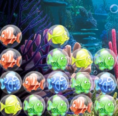 Игра Водяные шары онлайн