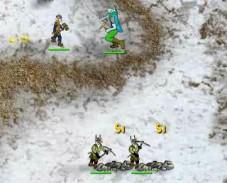 Игра Война гномов и эльфов онлайн