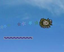 Игра Запусти ежика онлайн