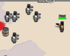 Игра Зомби двойной удар онлайн