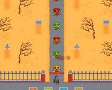 Игра Зомби боулинг онлайн