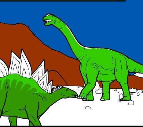 Игра Король динозавров онлайн
