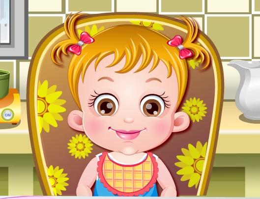 Игра Малышка Хейзел: время для веселья онлайн