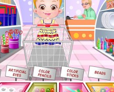 Игра Малышка Хейзел время для творчества онлайн