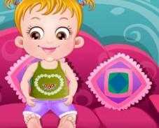 Игра Малышка Хейзел выходные онлайн