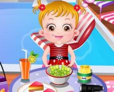 Игра Малышка Хейзел: приключения в замке онлайн