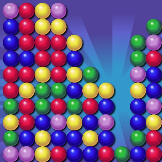Игра Мраморные шарики онлайн
