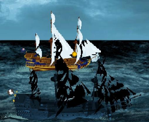Игра Пираты Карибского моря: Чёрная жемчужина онлайн