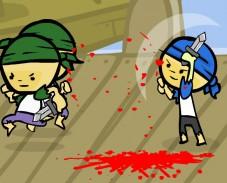 Игра Пираты Карибского моря: бой на ножах онлайн
