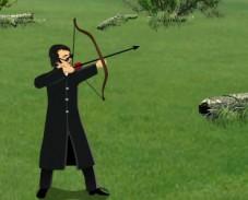 Игра Стрельба из лука онлайн