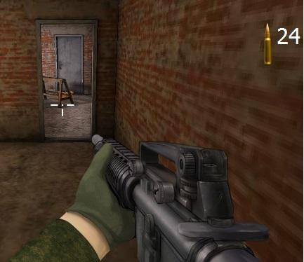 Игра Тренировки спецназа онлайн