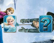 Игра Холодное сердце: подбери пару онлайн