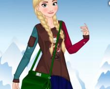 Игра Холодное сердце: Анна сегодня онлайн