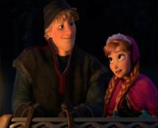 Игра Холодное сердце: беседа Анны и Кристоффа пазл онлайн