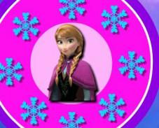Игра Холодное сердце: запомни мелодию с Анной онлайн