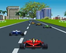 Игра Экстремальные гонки онлайн
