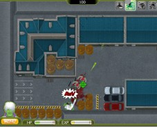 Игра Я против Земли онлайн
