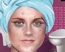 Игра Kristen Stewart вeauty secrets онлайн