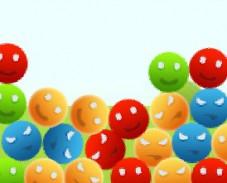 Игра Веселые смайлики онлайн