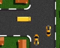 Игра Водитель школьного автобус онлайн