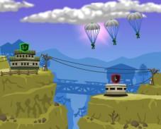 Игра Воздушный удар онлайн