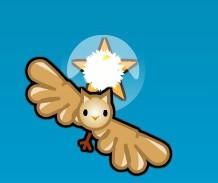 Игра Вращение совы онлайн