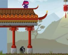 Игра Земля ниндзя онлайн