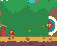 Игра Крутой стрелок онлайн
