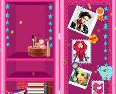 Игра Личный школьный шкафчик онлайн