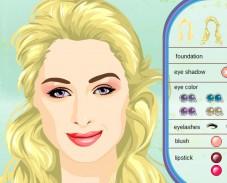Игра Макияж для Перис Хилтон онлайн