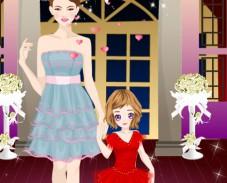 Игра Мама и малыш Принцесса онлайн