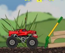 Игра Монстры на колесах онлайн