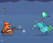 Игра Монстр: Охотник Вилли онлайн