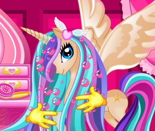Игра Новая принцесса онлайн