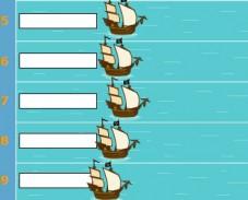 Игра Пиратские гонки онлайн