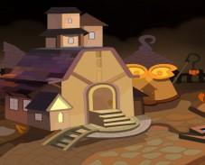 Игра Побег из Хэллоуина онлайн